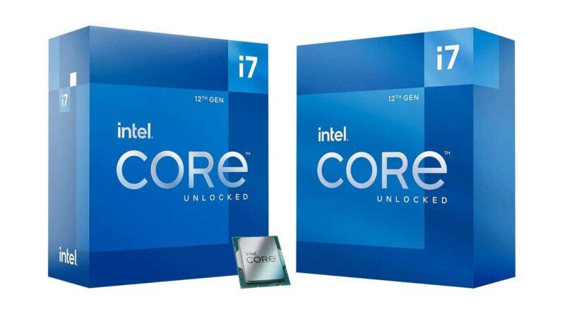 Intel Core i7-12700K
